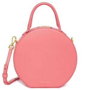 Mansur Gavriel Dolly Calf Circle Crossbody Bag
